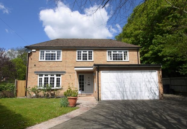 Thumbnail Detached house for sale in Bubblestone Road, Otford, Sevenoaks