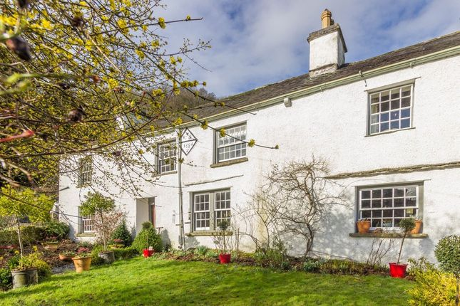 Thumbnail Farmhouse for sale in Cartmel Fell, Windermere