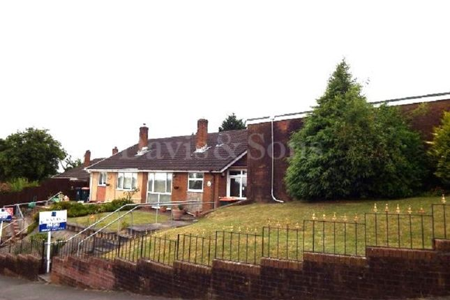 Thumbnail Semi-detached bungalow for sale in Aberthaw Circle, Off Chepstow Road, Newport.