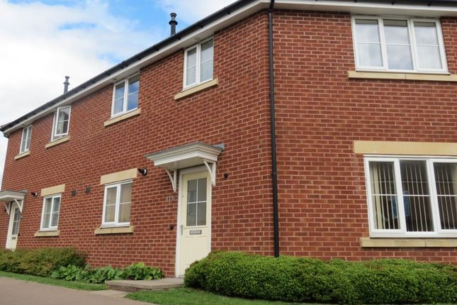Thumbnail Maisonette to rent in Watermint Drive, Tuffley, Gloucester