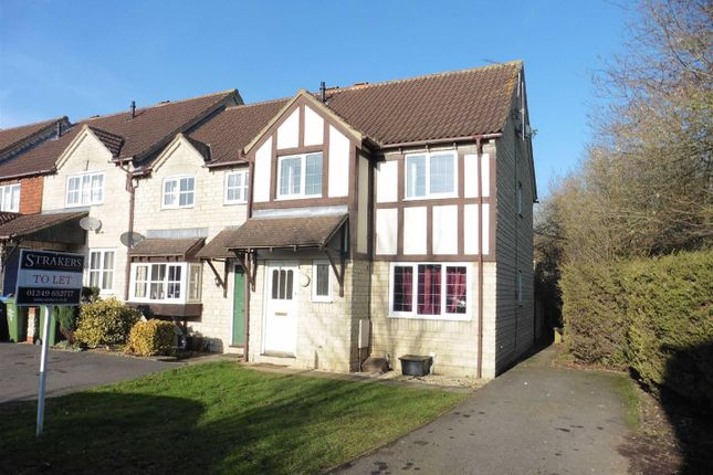 3 bed semi-detached house for sale in Folkstone Close, Chippenham SN14