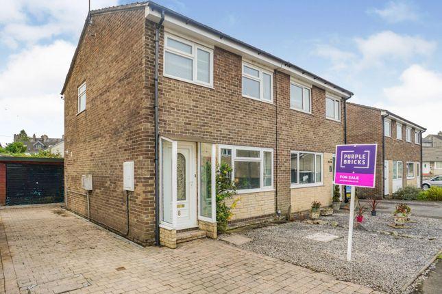 Thumbnail Semi-detached house for sale in Calder Drive, Kendal