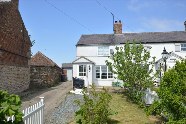 Thumbnail Terraced house for sale in Nidd View, Chapel Street, Cattal, York