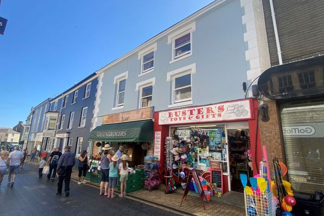 Thumbnail Commercial property for sale in Fore Street, Brixham