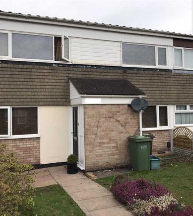 Thumbnail Terraced house to rent in Berwick Lane, Marson Green, Birmingham