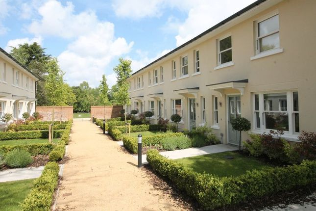 Thumbnail 2 bedroom terraced house for sale in Sturts Lane, Walton On The Hill, Tadworth