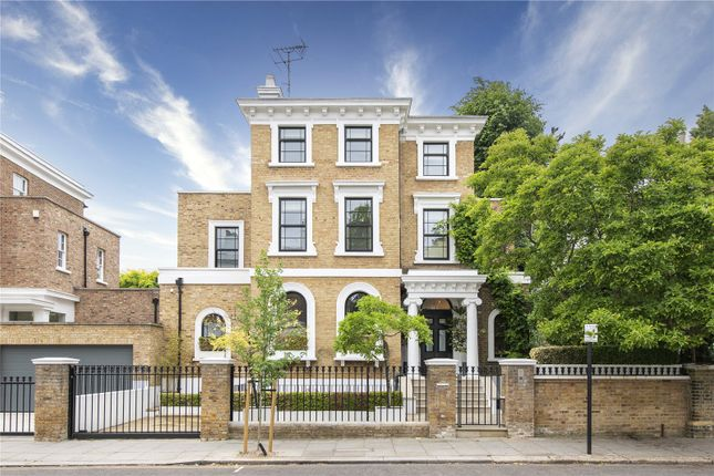 Thumbnail Detached house for sale in Clarendon Road, London