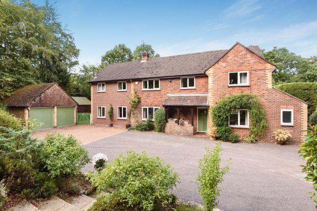 Thumbnail Detached house for sale in Church Lane, Ewshot, Farnham, Surrey