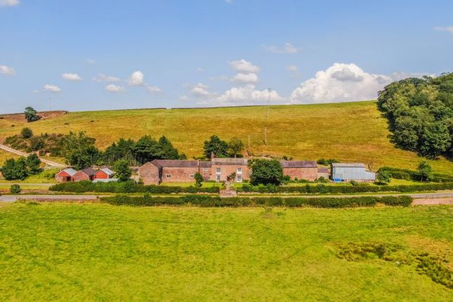 Thumbnail Detached house for sale in Smithy Fold, Macclesfield Road, Rushton Spencer, Macclesfield