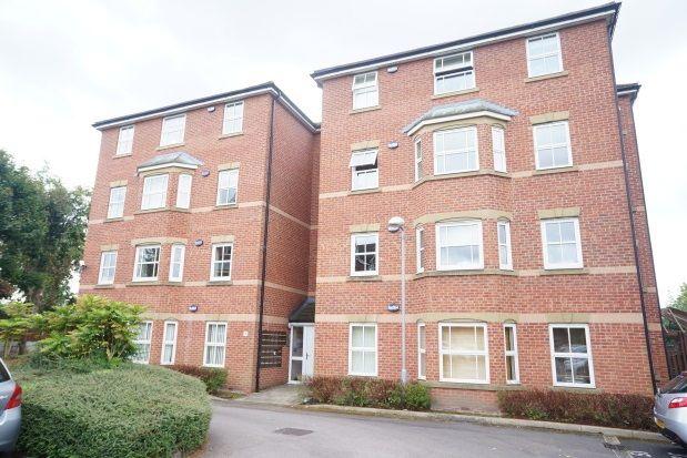 Thumbnail Flat to rent in Eden Court, 38 Wilbraham Road