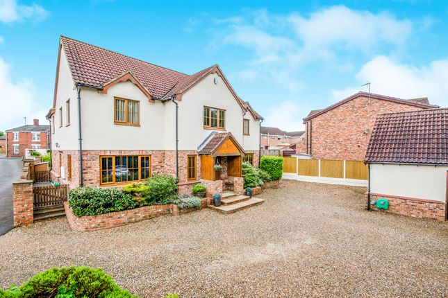 Thumbnail Detached house for sale in Lingwell Nook Court, Lofthouse, Wakefield