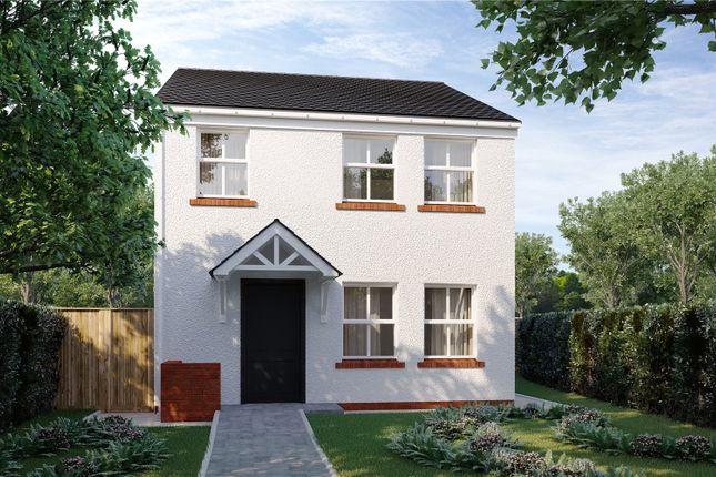 Thumbnail Detached house for sale in Town Lane, Hale Village, Liverpool
