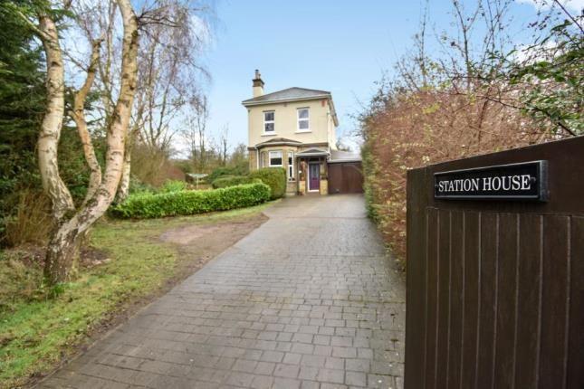 Thumbnail Detached house for sale in Sevenoaks Road, Halstead, Sevenoaks, Kent