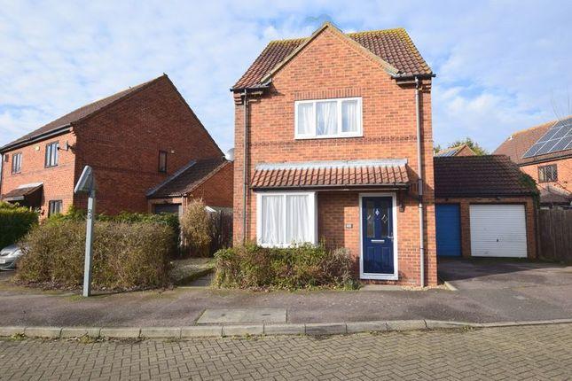 Thumbnail Property for sale in Wadesmill Lane, Caldecotte, Milton Keynes
