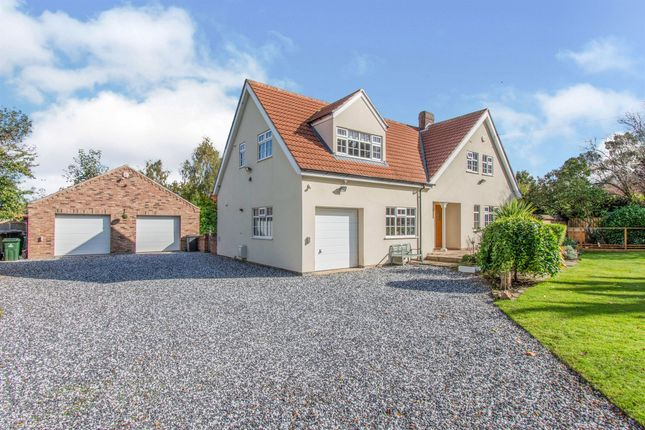 Thumbnail Detached house for sale in Ancient Lane, Hatfield Woodhouse, Doncaster