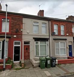 Thumbnail Terraced house to rent in Patten Street, Birkenhead