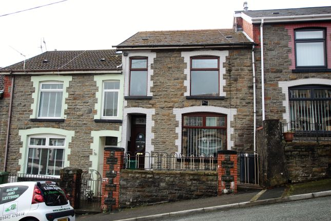 Thumbnail Terraced house for sale in Kingcraft Street, Mountain Ash