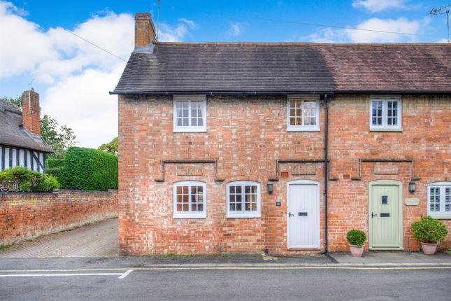 Thumbnail End terrace house for sale in School Lane, Tiddington, Stratford-Upon-Avon