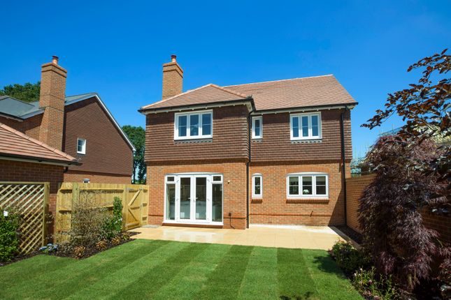Thumbnail Detached house for sale in The Compton, Nursery Gardens, Ash Green Lane West, Tongham, Surrey