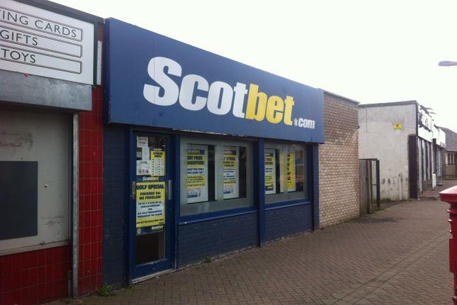 Thumbnail Retail premises for sale in Mcgahey Court, Stobhill Road, Newtongrange, Dalkeith
