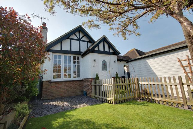 Thumbnail Bungalow for sale in North Avenue, Goring By Sea, Worthing, West Sussex