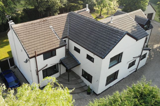 Thumbnail Detached house for sale in Wingates Lane, Westhoughton
