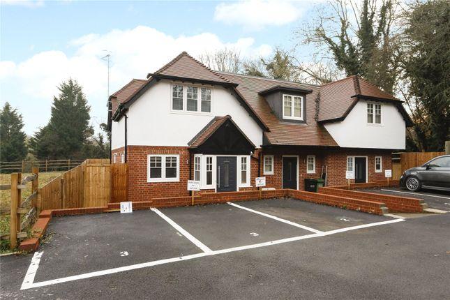 Thumbnail End terrace house for sale in Horseshoe Terrace, Brighton Road, Kingswood, Tadworth