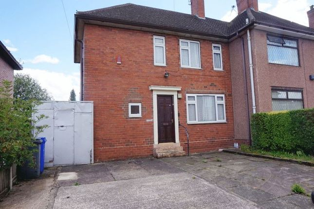 3 bed semi-detached house to rent in Mollison Road, Meir, Stoke-On-Trent