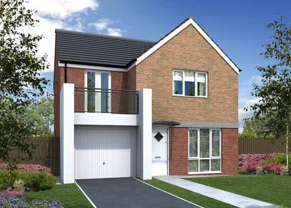 "Thumbnail Detached house for sale in ""The Roseberry"" at Osprey Way, Hartlepool"