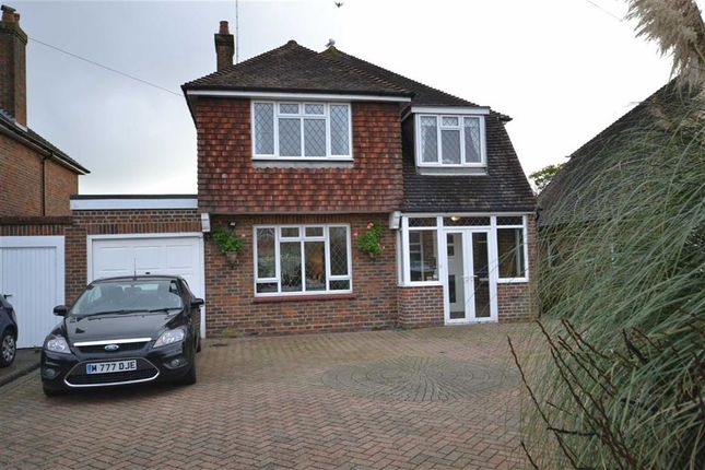 Thumbnail Link-detached house for sale in Terringes Avenue, Worthing, West Sussex
