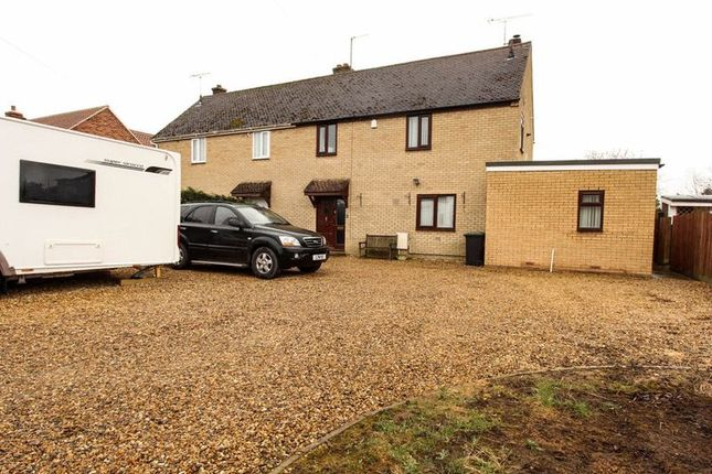 Thumbnail Semi-detached house for sale in Mildenhall Road, Fordham, Ely