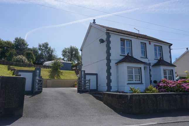 Detached house for sale in Gwendraeth Road, Tumble, Llanelli