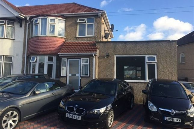 Thumbnail Property to rent in Westbury Avenue, Southall