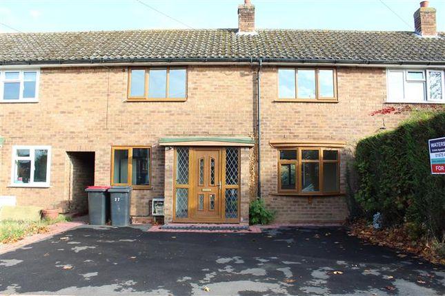 Terraced house in  Forge Road  Shustoke  Coleshill  Birmingham