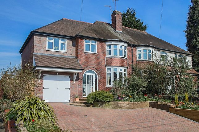 4 bed semi-detached house for sale in St. Godwalds Road, Aston Fields, Bromsgrove B60