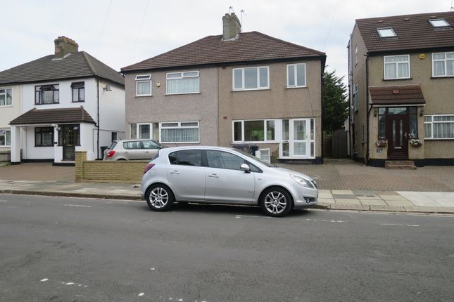 Thumbnail Semi-detached house to rent in Middleton Avenue, Greenford