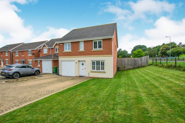 Thumbnail Detached house for sale in Willowbrook Gardens, St. Mellons, Cardiff
