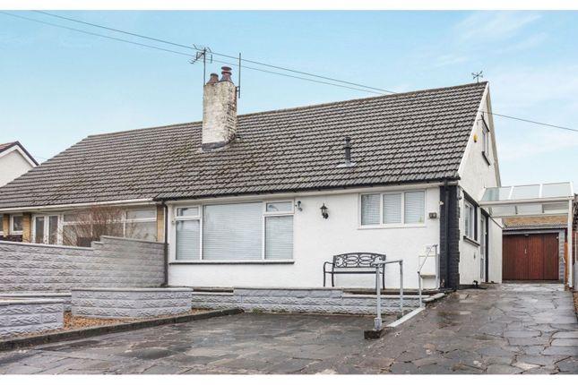 Thumbnail Semi-detached house for sale in Ffordd Y Capel, Efail Isaf, Pontypridd