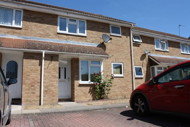 Thumbnail Terraced house to rent in Newcombe Rise, West Drayton, Middlesex