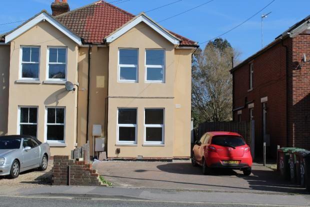 Thumbnail Flat to rent in Hamble Lane, Hamble