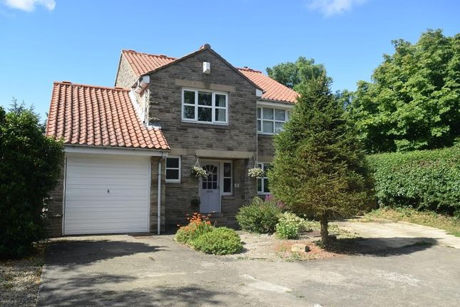 Thumbnail Detached house for sale in High Garth, Winston, Darlington