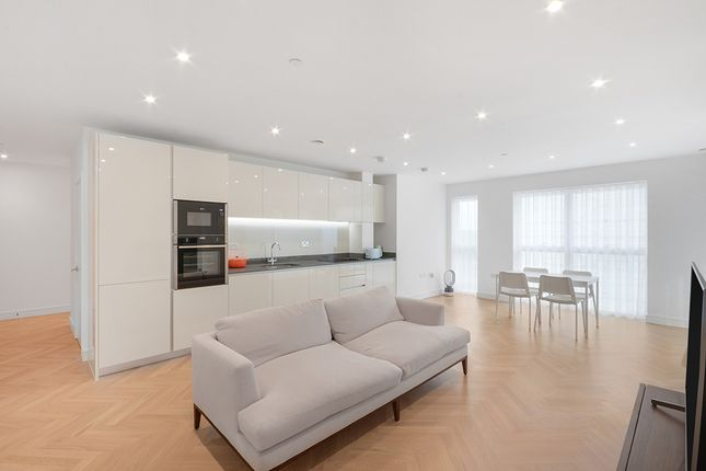 Thumbnail Flat for sale in Birch House, Kidbrooke Village