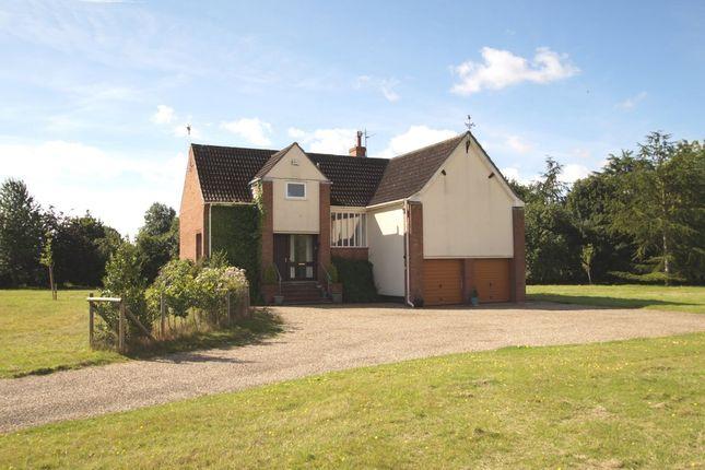 Thumbnail Detached house for sale in Dunwich Road, Westleton, Saxmundham