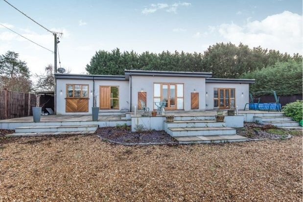 Thumbnail Bungalow to rent in Westwood Lane, Normandy, Guildford