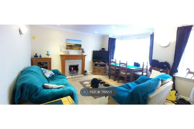 Thumbnail Maisonette to rent in Castlemain Avenue, Bournemouth