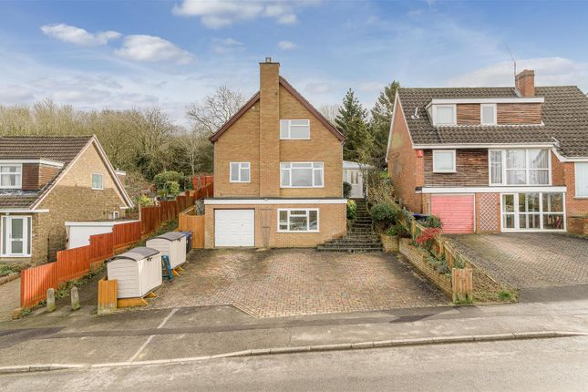 Thumbnail Detached house for sale in The Fairway, Daventry