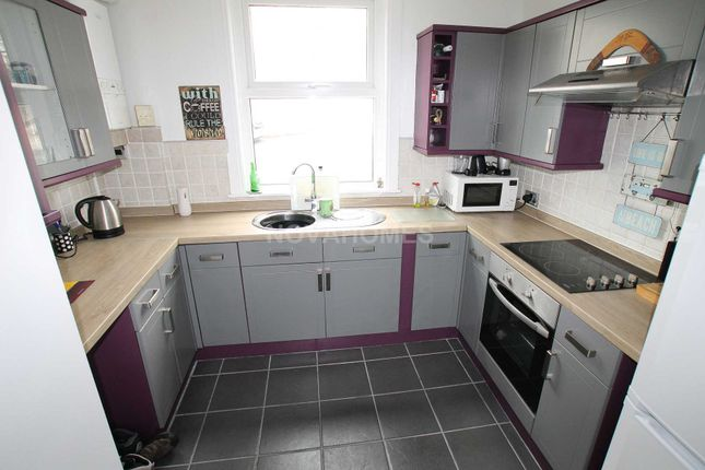 Thumbnail Flat for sale in Roseberry Road, Plymouth