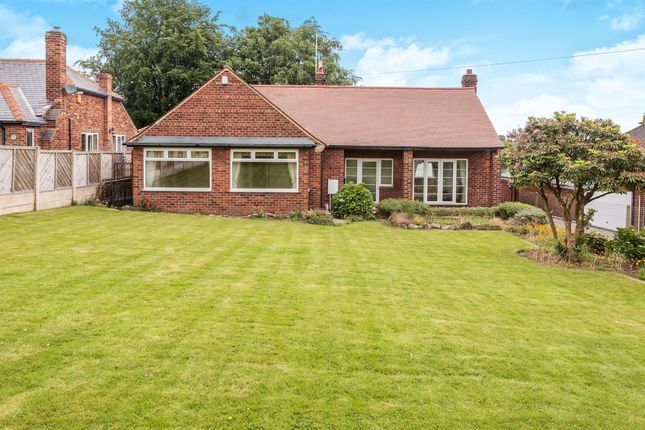 Thumbnail Detached bungalow for sale in Mayors Walk Avenue, Pontefract