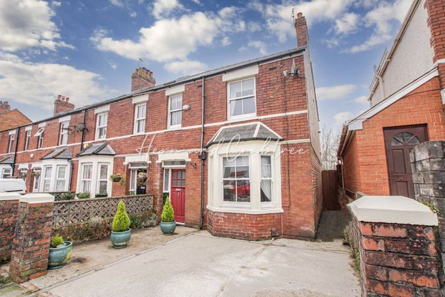 3 bed end terrace house for sale in Fairwater Grove West, Llandaff, Cardiff CF5