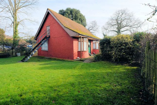 Thumbnail Detached bungalow for sale in Bullockstone Road, Herne Bay, Kent
